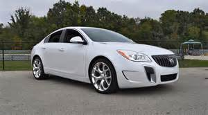 Buick Gs Track Drive Review 2016 Buick Regal Gs