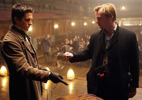 christopher nolan seeks to take moviegoers back to 1940 s watch prestige author says christopher nolan wants to