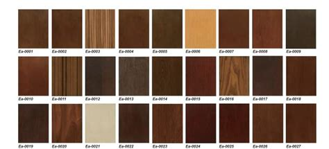 Woods L Color Chart by Wood Furniture Colors Monstermathclub