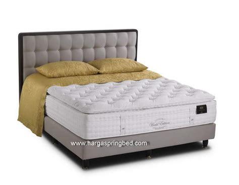 King Koil Harriet Ukuran 180x200 bed murah harga bed termurah airland comforta guhdo king koil