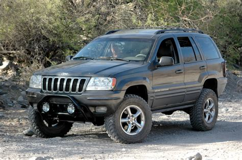 jeep grand wj technical details history photos