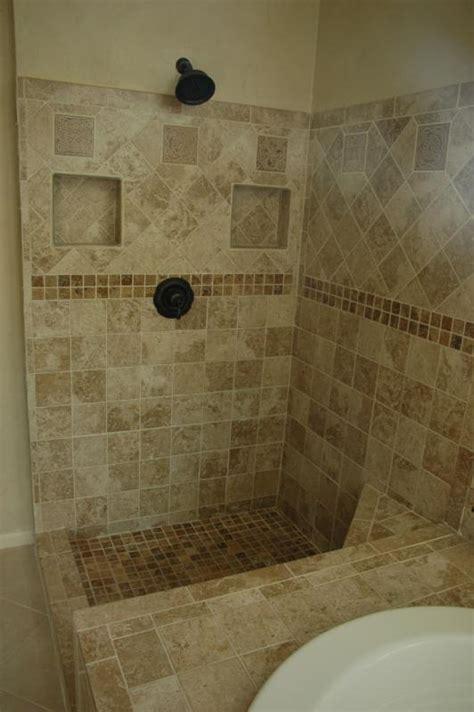 Stand Up Shower Bathroom Designs Ceramic Tile Shower 5 Installing Doityourselfcom