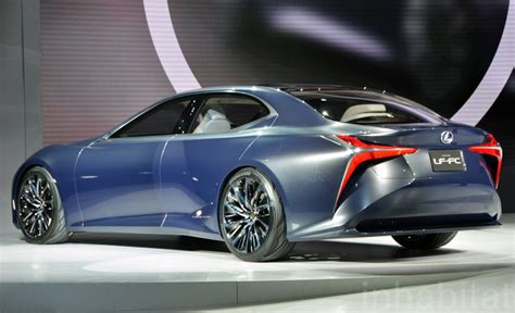 electric lexus car 7 green cars just unveiled at the 2016 detroit auto