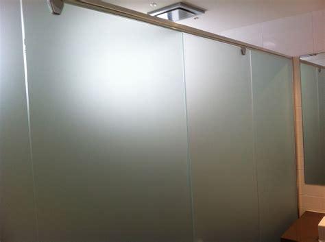 Satin Glass Shower Door Satin Glass Shower Door Satin Etch Glass Shower Door