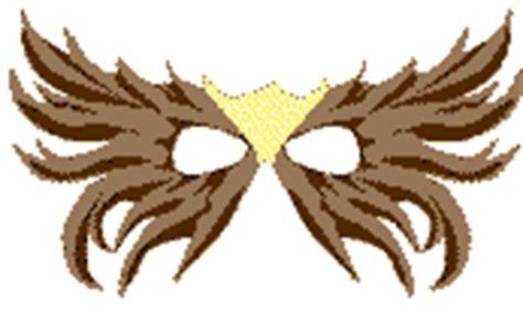 free printable vulture mask bird crafts for kids