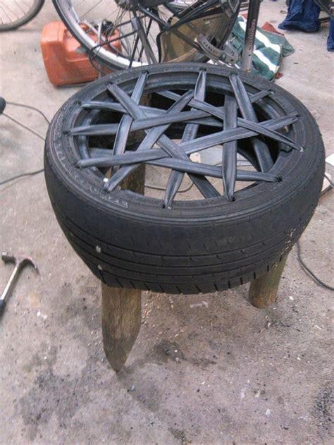 Tisch Aus Reifen by Altreifen Recycling 80 Einmalige Ideen Daf 252 R Archzine Net