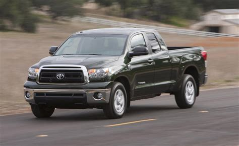 2010 Toyota Tundra Review 2010 Toyota Tundra 4x4 Cab 4 6l Review Car Reviews