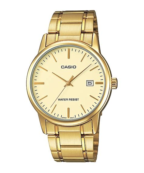 Casio Mtp V006g 9a mtp v002g 9a masculino casio collection rel 243 gios casio