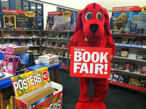book fair pictures scholastic book fair is here