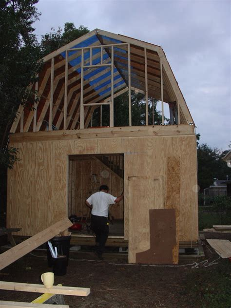 build   story shed   lot
