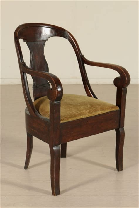 sedia stile impero sedia impero sedie poltrone divani antiquariato