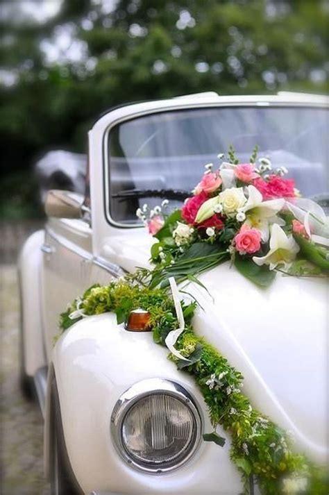 Decoration Mariage Fleur by D 233 Coration Voiture Mariage Fleurs 10 Jolies Fa 231 Ons De