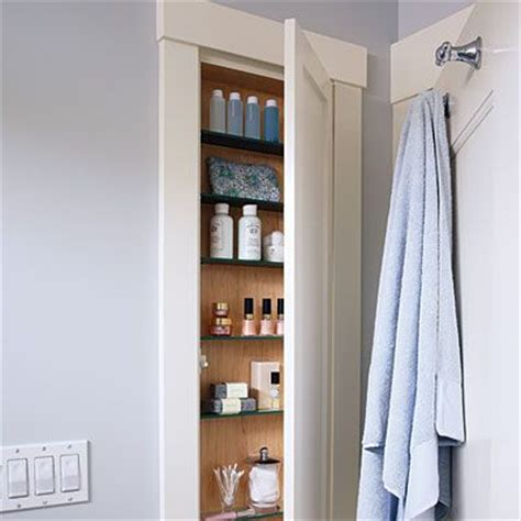 325 Best Images About Between The Studs On Pinterest Recessed Shelving Bathroom