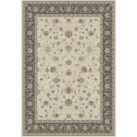 Dynamic Rugs Melody Ivory 7 Ft 10 In X 10 Ft 10 In 7 X 10 Area Rugs