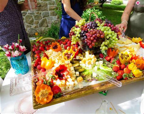 fruit bars wedding bar views and ideas