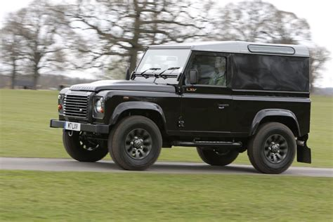 toyota land rover defender land rover defender lxv review quick drive photos