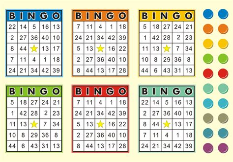 A Smash Christmast Desain Premium Sablon Printing bingo cards free vector free vector stock