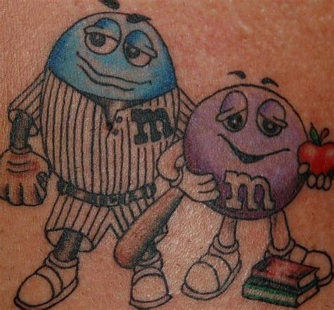 m and m tattoo great kid pictures tattooimages biz