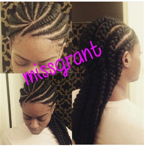 jumbo corn braids hairstyles jumbo cornrows braids twists pinterest cornrows