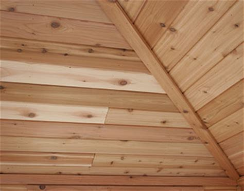 Tongue And Groove Cedar Ceiling by Cedar Tongue And Groove Ceiling