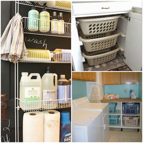 laundry room organizer 17 tips and tricks for an organized laundry room