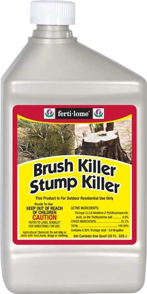 only 17 44 fe11485 32oz brsh stump killer 732221114852