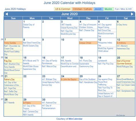 print friendly june   calendar  printing