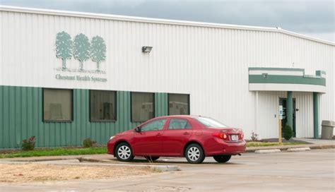 chestnut doubles size  local headquarters