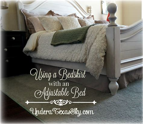 using a bedskirt with an adjustable bed new house adjustable beds bed bed frame
