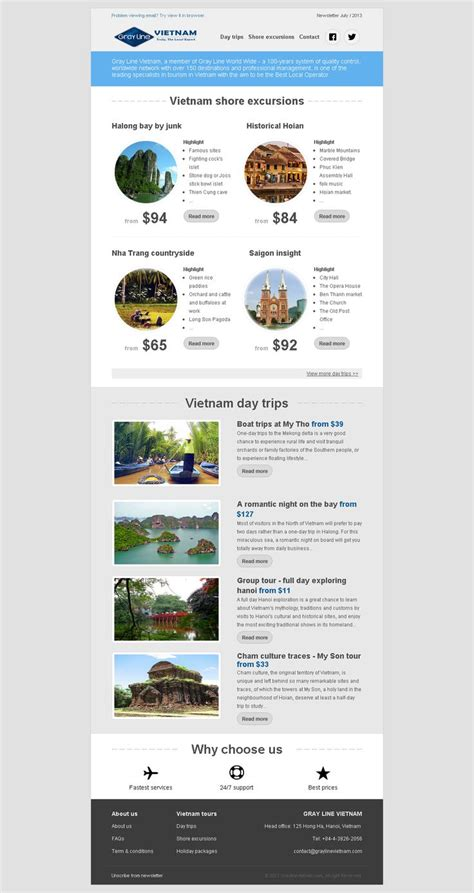 7 Best Email Marketing Template Images On Pinterest Email Marketing Templates Best Bdc Email Templates