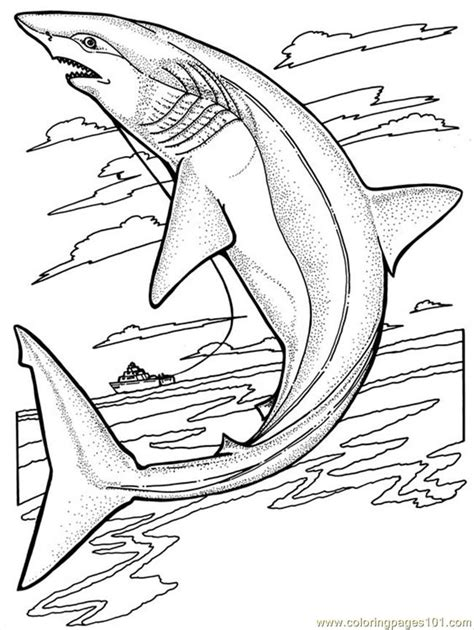 coloring pages of fish and sharks coloring pages sharks fish gt shark free printable