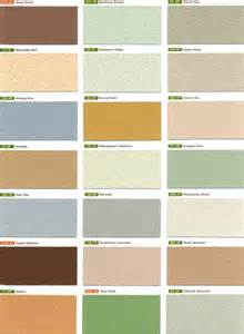 stucco color chart imasco color chart