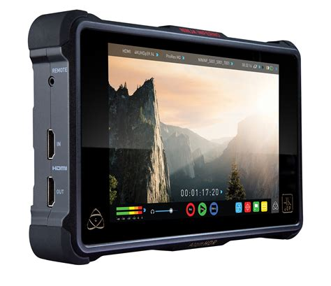 Monitor Lcd Gtc atomos inferno 7 inch 4k hdmi touch screen lcd
