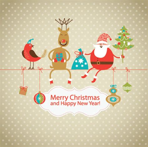 20 most beautiful premium christmas card designs from