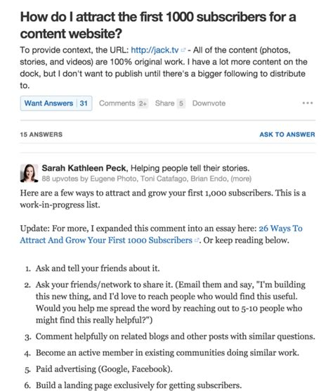 Why Mba In Marketing Question Quora by The Incredibly Simple Guide To Using Quora For Marketing