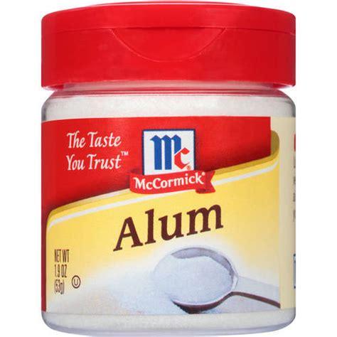 Is Aluminum Sulfate For Detox by Aluminum Ammonium Sulfate