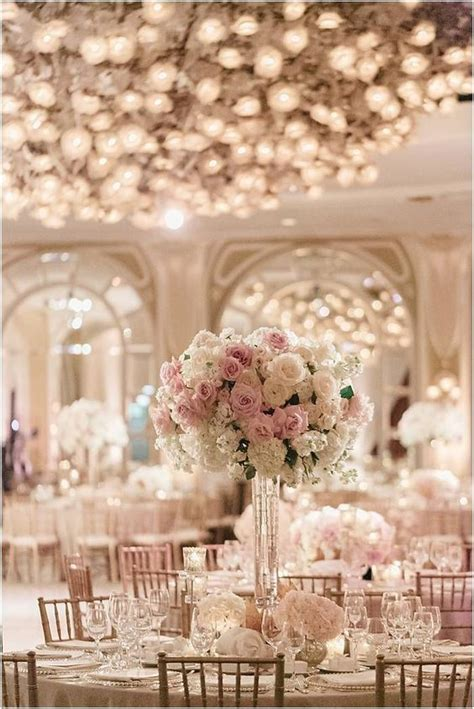 Pale Pink Wedding Decor by Pink Weddings Aisle Pink And White Wedding