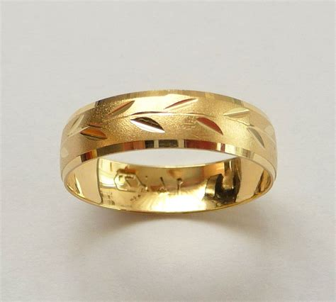 Wedding Rings Design In Gold by Gold Ring Designs Caymancode
