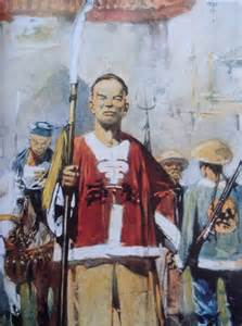 The White Lotus Rebellion Boxer Rebellion Weaponry Identification Myarmoury