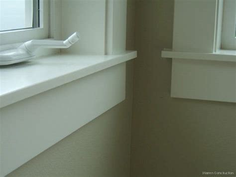interior window sills i like these simple window sills home