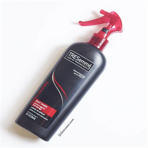 Harga Tresemme Heat Tamer Spray tresemme thermal creations heat tamer spray review