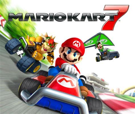 Kaset 3ds Mario Kart 7 Tm 3ds Mariokart7 Png