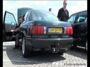 piped audi 80 2 3 5 cyl sound custom exhaust