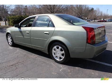 2004 cadillac cts silver 2004 cadillac cts sedan in silver green photo 4 109207