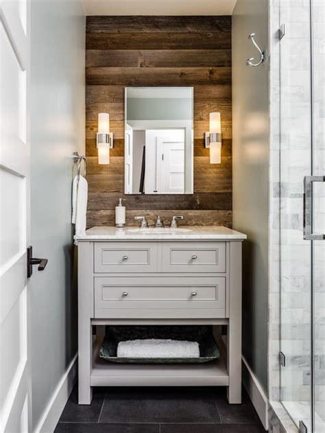Houzz Small Bathroom Ideas Rustic Bathroom Ideas Designs Remodel Photos Houzz Rustic Small Bathroom Design Whit