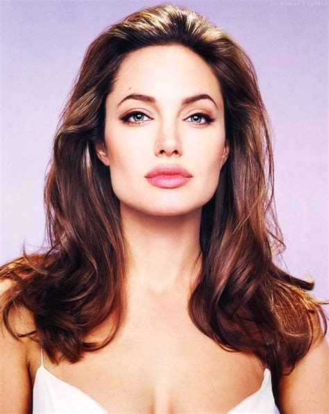 a square faced person 20 best angelina jolie images on pinterest beautiful
