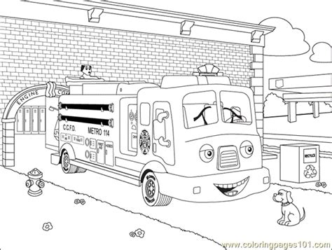 fire truck coloring page pdf fuller fire truck coloring page free vehicle transport