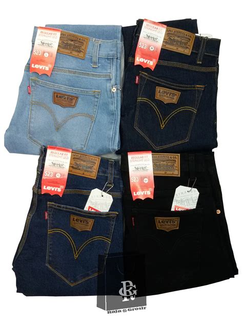 Harga Levis Celana jual celana levi s 523 celana cowok celana