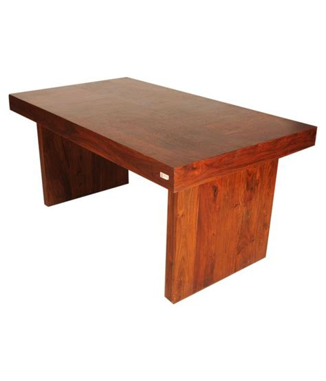 Elite Dining Table Sheesham Wood Elite Dining Table Buy Rs 34940 Snapdeal