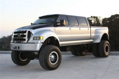 6 Door Trucks For Sale by Ford F650 Truck Truck Limo 6 Door 4x4 Lifted